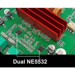 Image 4 - 100W+100W Bluetooth 5.0 APTX HD TPA3116D2 Power Amplifier Board 2.0 TPA3116 PCM5102A DAC Audio NE5532 Equalizer Class D Amp