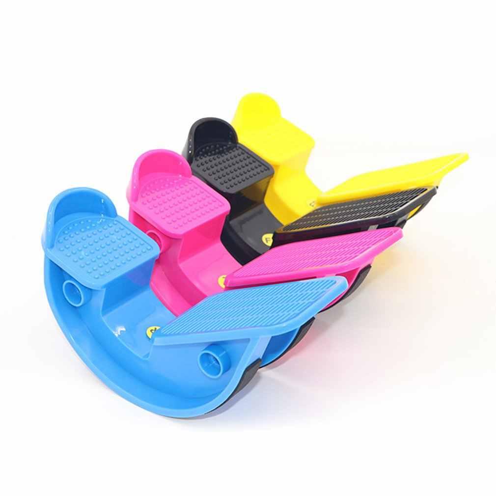 רגל ללבוש עמיד אלונקה רגל נדנדה קרסול עגל שרירים למתוח לוח יוגה ספורט כושר עיסוי דוושה