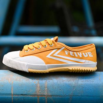 Dafufeiyue nowe oryginalne trampki klasyczne buty sztuki walki Taichi Taekwondo Wushu Kungfu miękkie wygodne adidasy męskie buty tanie i dobre opinie Unisex CN (pochodzenie) RUBBER Sznurowane Dobrze pasuje do rozmiaru wybierz swój normalny rozmiar Spring2016 PŁÓTNO
