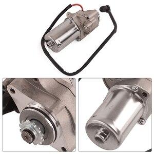 2 шпильки нижний Электрический стартовый двигатель для 70Cc 90Cc 110Cc 125Cc Quad Dirt Bike Atv Go Kart аксессуары для коляски