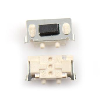 20 sztuk 3x6x3 5mm Micro przełączniki taktowe dotykowy Tablet PC przycisk Bluetooth zestaw słuchawkowy zdalnego sterowania przełącznik boczny chwilowe przełączniki dotykowe tanie i dobre opinie KOQZM CN (pochodzenie) Z tworzywa sztucznego Dotykowy włącznik wyłącznik