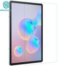 Für Samsung Galaxy Tab S6 10,5 Nillkin Erstaunlich 9H Klar Anti explosion Gehärtetem Glas Tab S6 Lite стекло tablet Screen Protector