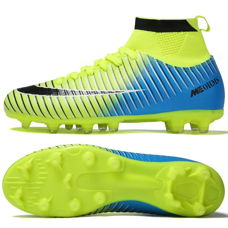 green long spikes