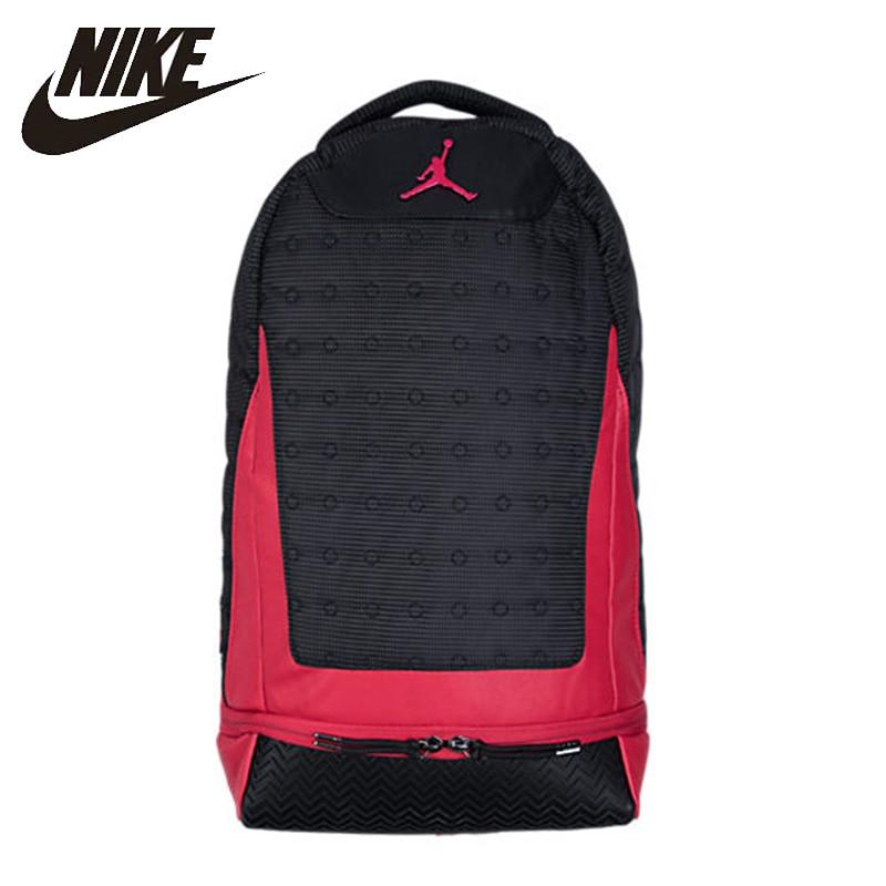 Nike Air Jordan Training Backpack Outdoor Hiking Bag Large Capacity  Fashion School Bag AJ11