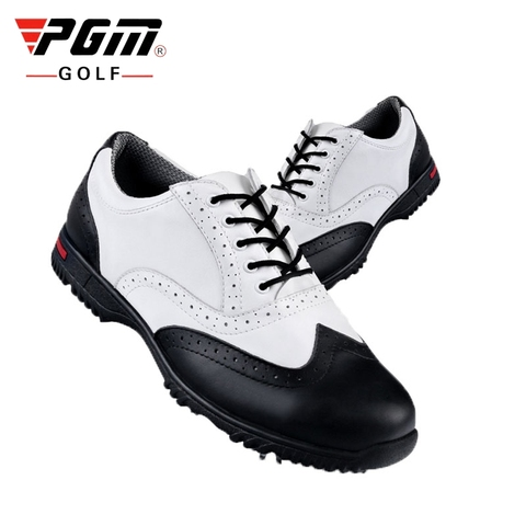 Sapatos de Golfe para os Homens Tênis de Golfe Couro Profissional Respirável Estilo Bullock Sapatos Masculino Almofada Treinamento Aa51034 2020