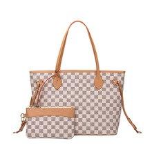 2020 New Fashion  Woman luxury handbags women bags designer Two-Piece Shoulder Bag Messenger Bag
