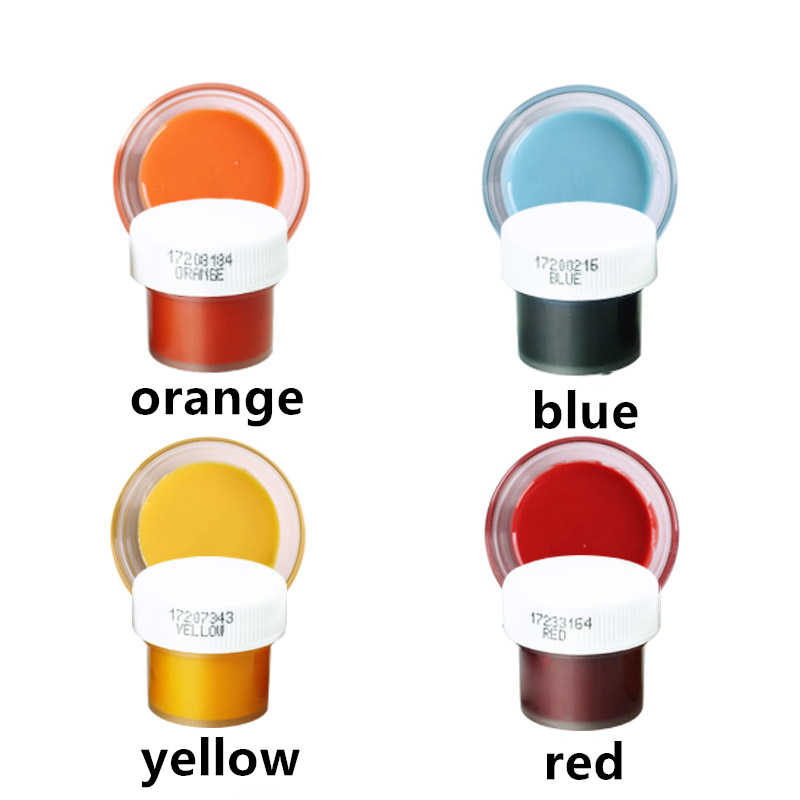Wilton Candy Melts Colors, 4 Pieces Oil based Edible Food ...
