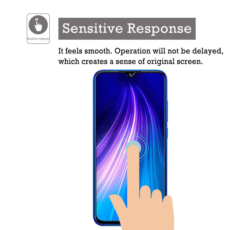 2 in 1 9D Protezione Dello Schermo Del Telefono per Redmi 8A Obiettivo di Macchina Fotografica di Vetro Di Protezione in Vetro Temperato per Xiaomi Redmi 8