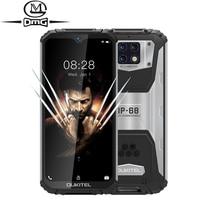 OUKITEL WP6 10000mAh 6GB RAM 128GB ROM 6.3 shockproof Mobile Phone MT6771T Octa Core 4G Rugged Smartphone 48MP Triple Camera