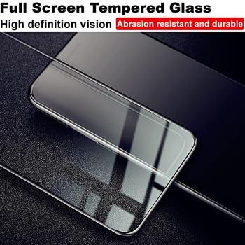 Перейти на Алиэкспресс и купить Для LG K31 Phoenix 5 K300 закаленное стекло Защита экрана полное покрытие IMAK пленка для LG Phoenix 5 стекло LG K300 K 31 Phoenix5