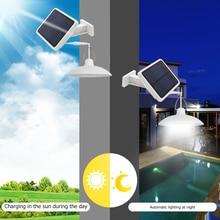 16 LED Solar Pendant Light Indoor Outdoor Camping Home Garden Yard Solar Lamp Outdoor Decorative Walkway Landscape