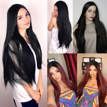 Long Straight  Synthetic Wigs for Women
