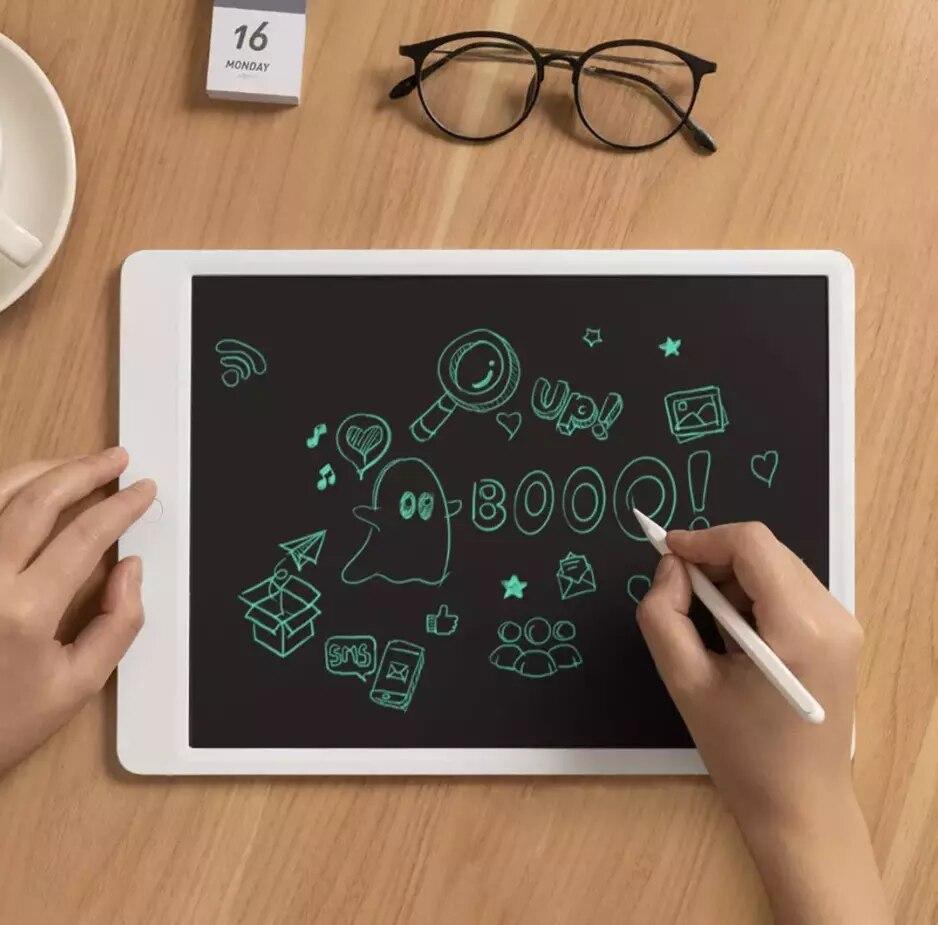 Le plus nouveau Mijia LCD écriture tablette électronique manuscrite Pad Message graphique conseil 10 pouces 13.5 pouces 20 pouces pour enfants bureau à la maison