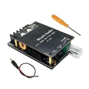 Image 4 - Bluetooth 5.0 2*100W TPA3116 amplificatore di potenza Audio digitale HiFi Stereo TPA3116D2 scheda amplificatore Aux classe D per altoparlanti 50W ~ 300W