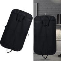 100 см сумка для хранения для мужского костюма  пылезащитные Чехлы  органайзер для домашней одежды  Дорожный Чехол для пальто  товары для дома