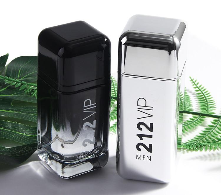JEAN MISS Perfume Fragrance Men 100ML Long Lasting Parfum 212 Spray Glass Bottle Portable Classic Cologne Gentleman Perfumes