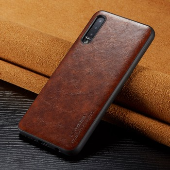 PU Leather Back Case Galaxy A50