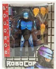 8 дюймов NECA 1989 Robocop игра Версия Robocop Мерфи Ограниченная серия Коллекционная фигурка