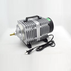 Кислородный насос Hailea ACO 208 308 318 высокой мощности электромагнитный для пруда