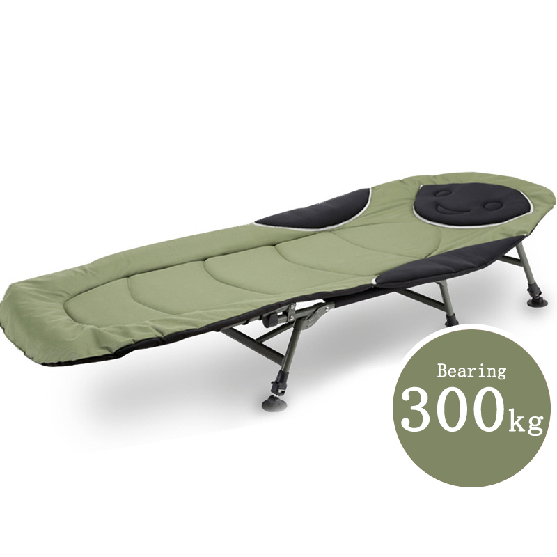 Outdoor Folding Adjustable Chair Bed Multifunctional Single Nap