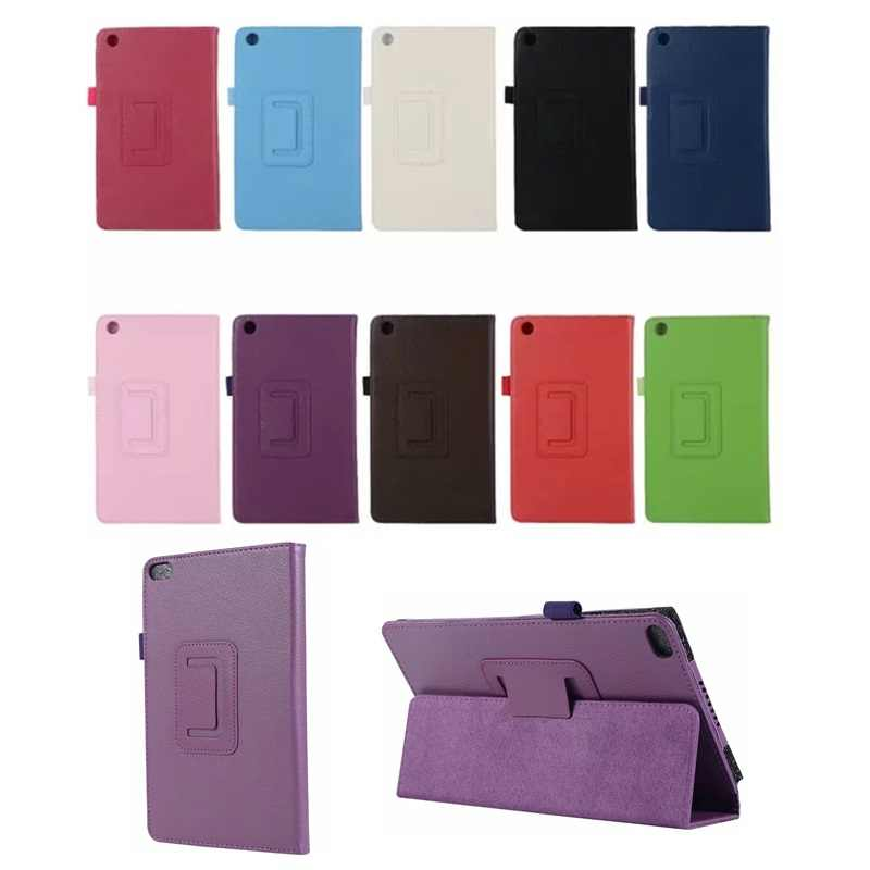 "FREE Stylus Pen+Screen Film For Lenovo Tab E8 8"" inch Tablet PU Leather Funda Case For Lenovo Tab TB-8304F TB-8304F1 Cover Capa"