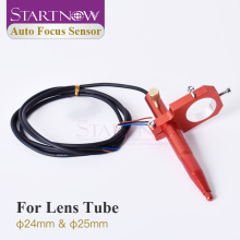 Startnow CO2 Laser Engraving Cutting Head Auto Focusing Sensor Z-Axis Automatic Focus Sensor For Motorized Up Down Table Lift