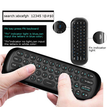 Air Mouse Remote Control with Mini Wireless Keyboard 2.4GHz