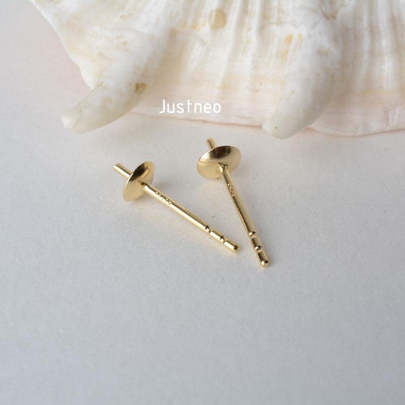 18k黄金耳针碗针 (1)