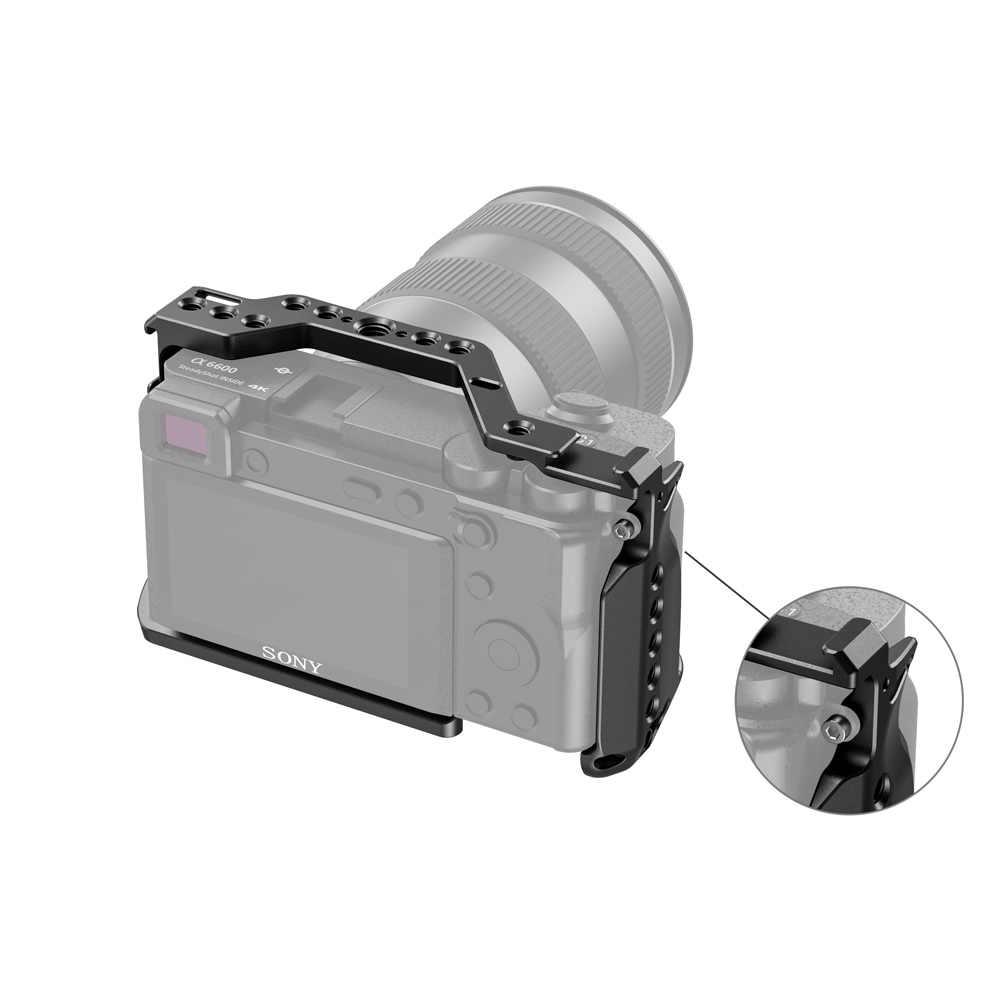 Smallrig A6600 Camera Kooi Voor Sony A6600 2493