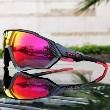 Equitação ciclismo óculos de sol mtb polarizado esportes óculos de ciclismo óculos de bicicleta de montanha 27