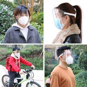 Image 5 - 5 шт., прозрачная маска для защиты лица от брызг