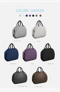 Image 2 - CAI Casual Shopping Handbag Messenger Shoulder Travel Bag Briefcase Laptop Waterproof Cross body Sling Hobos Tote Bags for Women