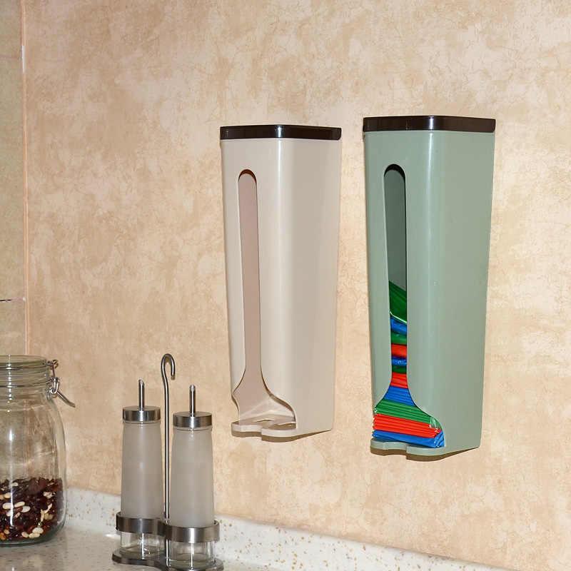 Подвесная стойка для хранения обуви продуктовый мусор переработанный пластиковый домашний кухонный настенный диспенсер