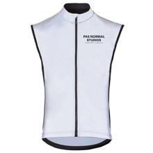 Vest reflective gilet Men cycling vest Windstopper Windproof Bike Bicycle Running Vest Double ended Zip corta vientos ciclismo