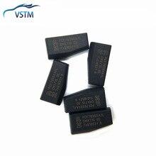 5/10/20 pçs/lote mais novo original id47 pcf7938xa carbono transponder chip chave do carro auto cópia remota id 48 chip frete grátis