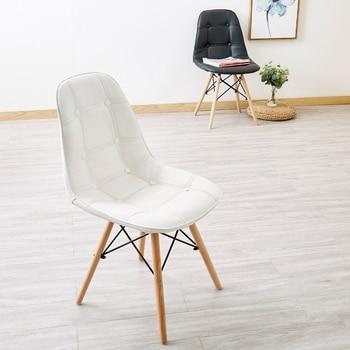 Nordic INS restaurante muebles silla comedor moderno Pu ...