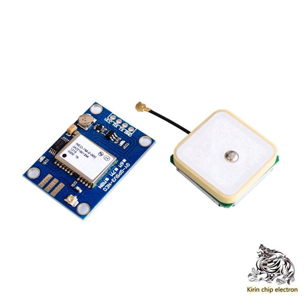 1pcs / Lot Neo7m Apm2.5 Gygpsv1 Neo-7m GPS Module