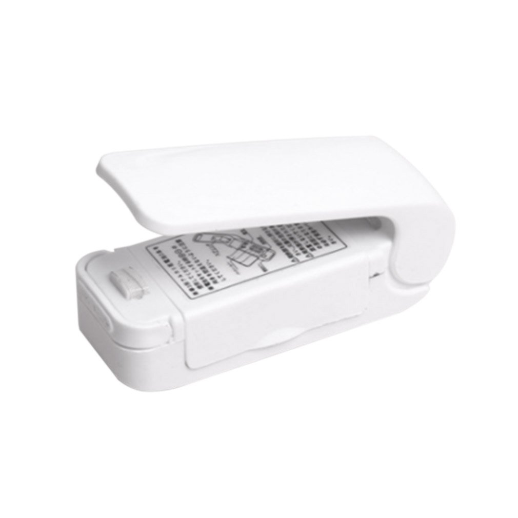 Candy Color Matching Portable Mini Sealing Machine Snack Plastic Bag Sealing Machine Travel Heat Sealing Machine