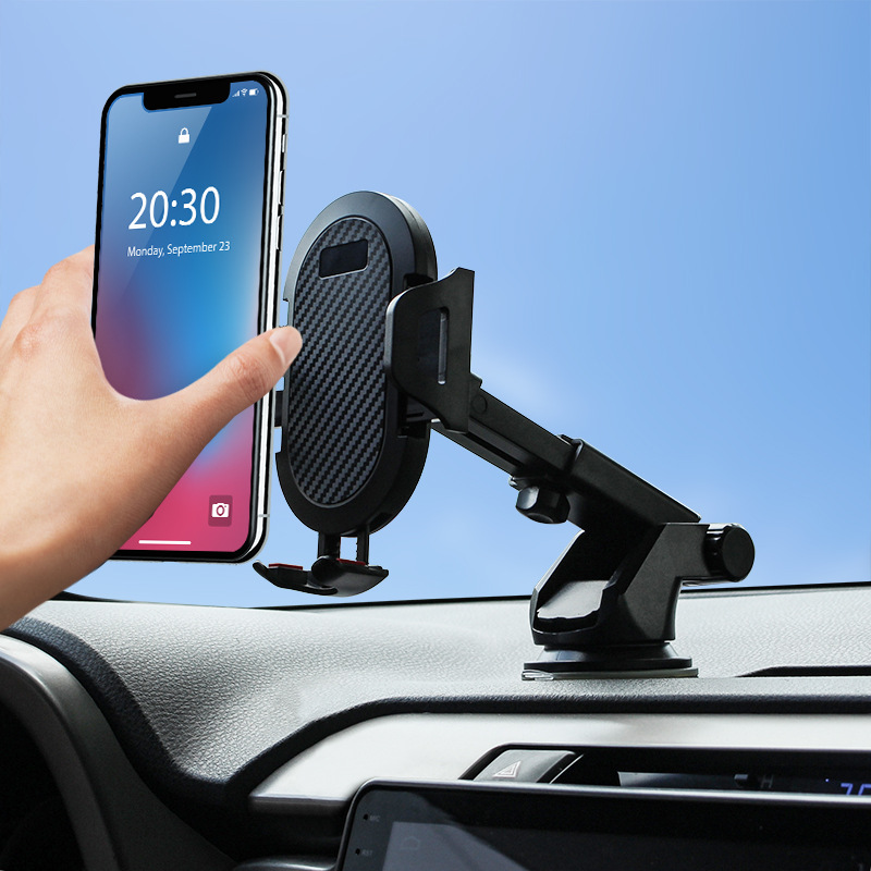 Windshield Gravity Sucker Car Phone Holder For IPhone X 11 Pro Holder For Phone In Car Support Smartphone Voiture Stand
