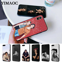 Cole Sprouse Silicone Case for iPhone 5 5S 6 6S Plus 7 8 11 Pro X XS Max XR