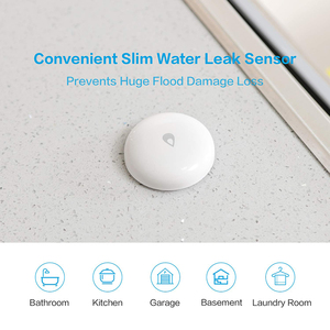 Image 3 - Глобальная версия датчика погружения воды Aqara, детектор утечки воды, сигнализация, датчик безопасности замачивания для Xiaomi Mijia Mi home