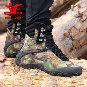 XIANGGUAN New Hiking Shoes Men
