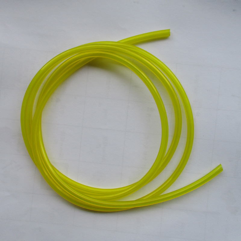 Fuel Hose Petrol Pipe Line For Strimmers Brushcutters Trimmer Chainsaw Yellow #