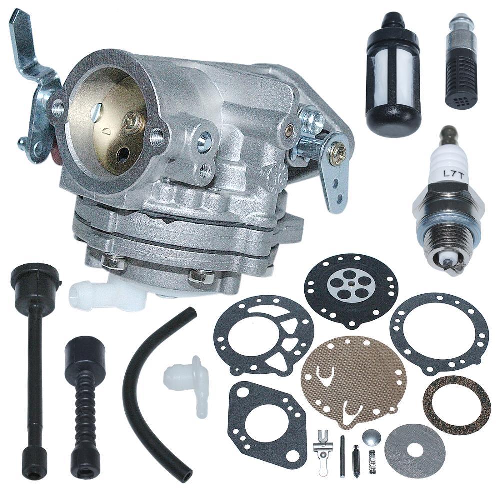 Tools : Carburetor Fuel Filter Hose Pipe Repair Kit For Stihl 070 090  Chainsaw