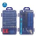 PHONEFIX 110 в 1 Набор прецизионных многофункциональных отверток Torx Набор для разборки сотового телефона часы очки электрические инструменты