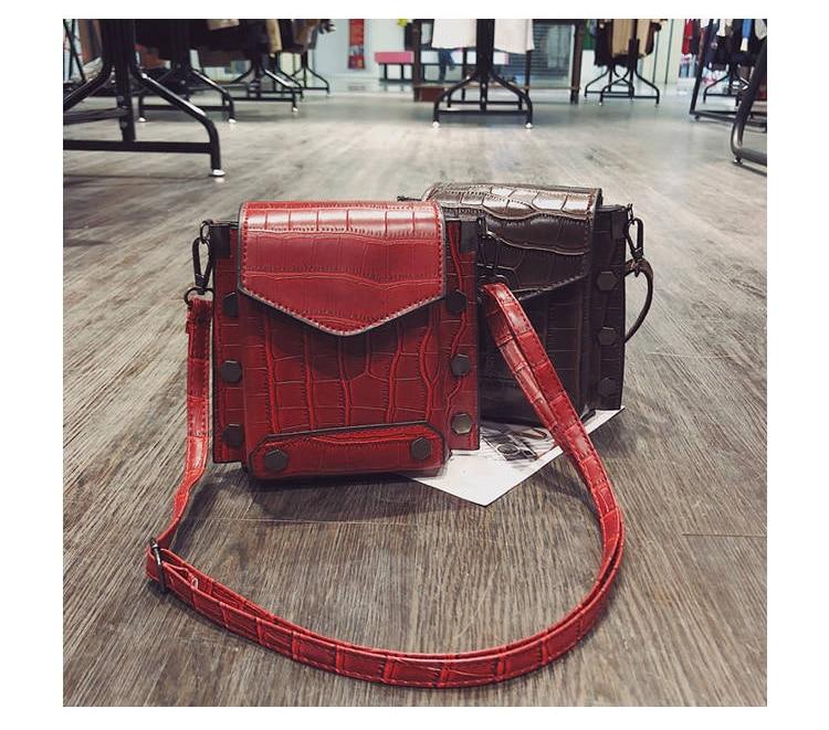 high quality bags bag women shoulder crossbody pu leather women`s handbags (10)