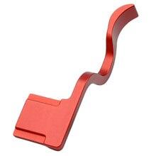 Рукоятка для большого пальца горячий башмак Крышка сделанная кронштейн ручка Пряжка для sony A7RIII A7III A9 A7R3 A73