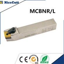 Nicecutt Lathe tool MCBNR Series External Turning Tool for CNMG1204 Series Insert High Quality Free shipping цена 2017