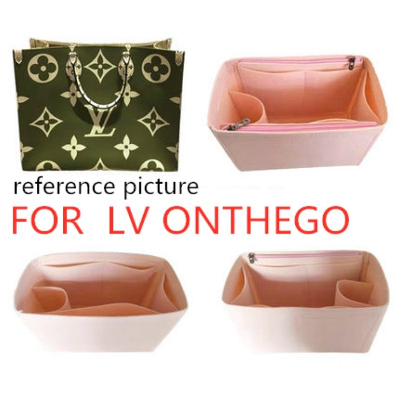Applicable To LOUIS ONTHEGO Liner Bag M44570 Handbag Lining Bag Finishing Package Makeup Handbag Cosmetic Bags