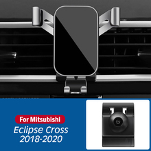 Car Mobile Phone Holder Mounts Stand GPS Gravity Navigation Bracket For Mitsubishi Eclipse Cross 2018 2019 2020 Car Accessories